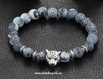 Luxusný náramok Jaguár originálny šperk pre muža